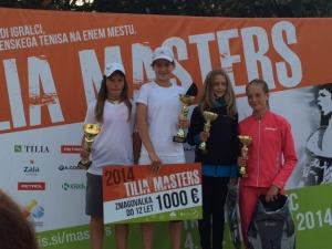 Živa Masters 2014